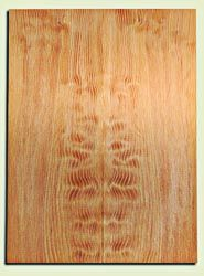 """DFES12262 - Wavy Douglas Fir Carved Top Guitar Set, Rare, 3/4 Sawn Old Growth, Outstanding Guitar Wood.   2 panels each  .95"""" x 8"""" x 22""""  S1S"""