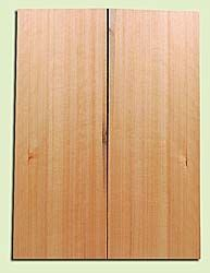 """CDSB13599 - Port Orford Cedar Drop Top, Med. Grain, Excellent Color, Highly Resonant Guitar Wood, Makes Amazing Sounding Guitars, 2 panels each 0.19"""" x 8"""" X 22"""", S1S"""