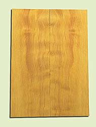 """DFES15904 - Wavy Douglas fir, Solid Body Guitar or Bass Drop Top Set, Salvaged Old Growth, Amazing Tap Tone, GreatGuitar Tonewood, , 2 panels each 0.25"""" x 8"""" X 22"""", S1S"""