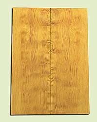 """DFES15905 - Wavy Douglas fir, Solid Body Guitar or Bass Drop Top Set, Salvaged Old Growth, Amazing Tap Tone, GreatGuitar Tonewood, , 2 panels each 0.25"""" x 8"""" X 22"""", S1S"""