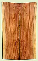 """PIES17937 - Pistachio, Solid Body Guitar or Bass Fat Drop Top Set, Salvaged from Commercial Grove, Excellent Color& Contrast, ExquisiteGuitar Wood, 2 panels each 0.45"""" x 6.7"""" x 22"""", S2S"""