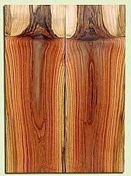 """PIES17957 - Pistachio, Solid Body Guitar or Bass Drop Top Set, Salvaged from Commercial Grove, Excellent Color& Contrast, PremiumGuitar Wood, 2 panels each 0.27"""" x 8.1"""" x 23"""", S2S"""