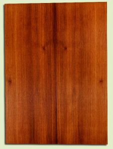 """RWES31852 - Redwood Drop Top Set, Med. to Fine Grain Salvaged Old Growth, Excellent Color& Contrast, GreatGuitar Tonewood, 2 panels each 0.18"""" x 8"""" x 22"""", S2S"""