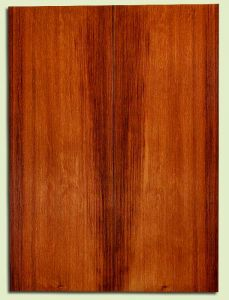 """RWES31917 - Redwood Drop Top Set, Med. to Fine Grain Salvaged Old Growth, Excellent Color& Contrast, GreatGuitar Tonewood, 2 panels each 0.18"""" x 8"""" x 21.875"""", S2S"""