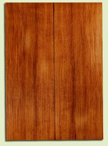 """RWES31988 - Redwood Drop Top Set, Med. to Fine Grain Salvaged Old Growth, Excellent Color& Contrast, GreatGuitar Tonewood, 2 panels each 0.18"""" x 7.875"""" x 22"""", S2S"""