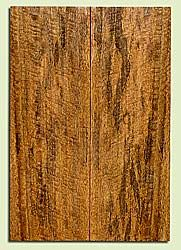 "MGES33324 - Mango, Solid Body Guitar Drop Top Set, Med. to Fine Grain, Excellent Color & Curl, Great Guitar Wood, 2 panels each 0.25"" x 7.5"" x 21.875"", S2S"