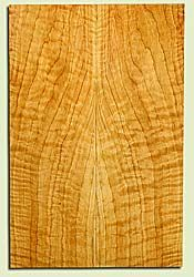 """CDES41908 - Port Orford Cedar, Solid Body Guitar Drop Top Set, Med. to Fine Grain Salvaged Old Growth, Excellent Color& Curl, Amazing Guitar Wood, 2 panels each 0.29"""" x 8"""" x 23.875"""", S2S"""