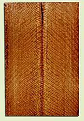 "TOES42463 - Tan Oak, Solid Body Guitar or Bass Drop Top Set, Med. to Fine Grain, Excellent Color& Curl, RareGuitar Wood, 2 panels each 0.24"" x 7.625"" x 23.25"", S2S"