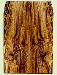 """MYES42650 - Myrtlewood, Solid Body Guitar or Bass Drop Top Set, Med. to Fine Grain, Excellent Color, GreatGuitar Wood, 2 panels each 0.19"""" x 7.625"""" x 22.5"""", S2S"""