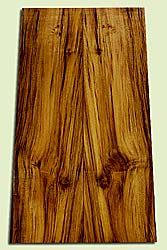 """MYES42671 - Myrtlewood, Solid Body Guitar or Bass Fat Drop Top Set, Med. to Fine Grain, Excellent Color, GreatGuitar Wood, 2 panels each 0.34"""" x 6 to 7.125"""" x 23"""", S2S"""
