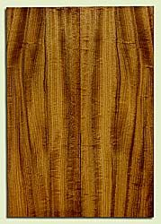 """MYES42672 - Myrtlewood, Solid Body Guitar or Bass Fat Drop Top Set, Med. to Fine Grain, Excellent Color, GreatGuitar Wood, 2 panels each 0.37"""" x 8.25"""" x 23.75"""", S2S"""